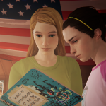 Life is Strange Before the Storm Farewell Screen 1