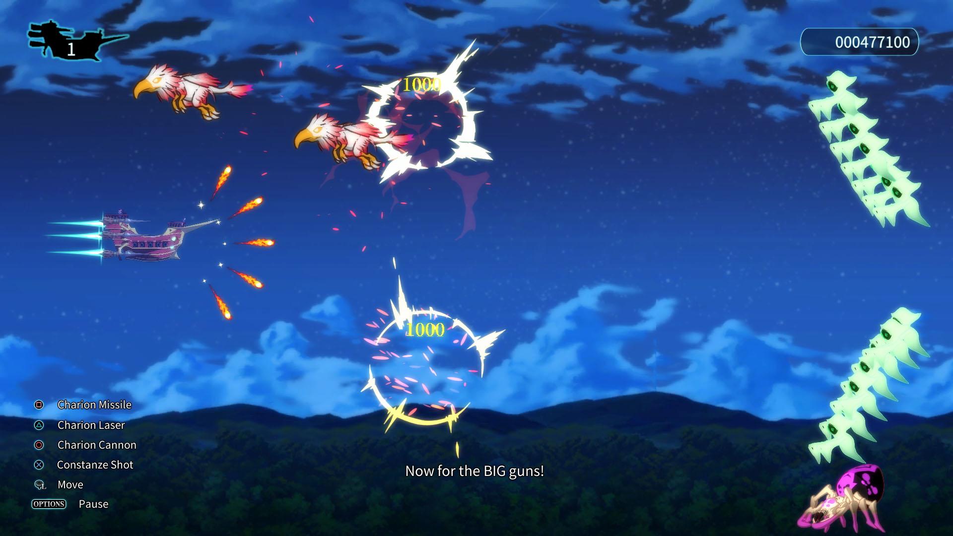 Magic-Knight-Grand-Charion-mini-game-Scr