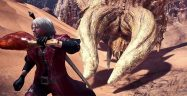 Monster Hunter World x Devil May Cry Collaboration Banner