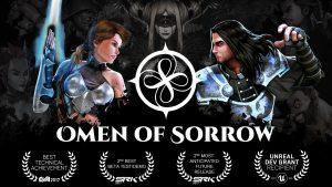 Omen of Sorrow Banner
