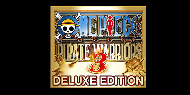 One Piece Pirate Warriors 3 Deluxe Edition Banner