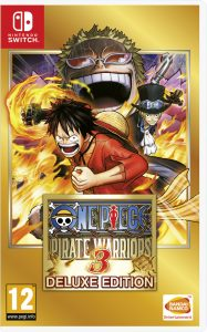 One Piece Pirate Warriors 3 Deluxe Edition Boxart