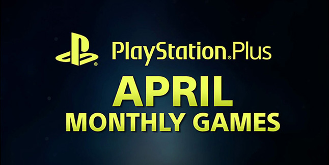 PS Plus April Banner