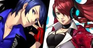 Persona 3 and 5 Dancing Banner