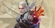 Soul Calibur VI Geralt of Rivia Banner