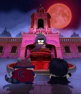 South Park The Fractured But Whole Casa Bonita DLC Key Art