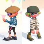 Splatoon 2 New Outfits 1