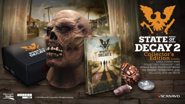 State of Decay 2 Collector's Edition