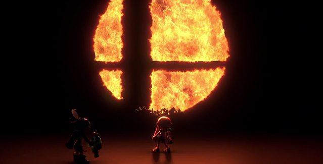Super Smash Bros. for Switch Banner