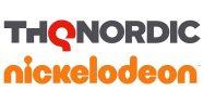 THQ Nordic Nickelodeon Logos