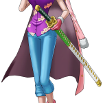One Piece: World Seeker Tashigi