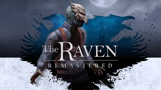The Raven Remastered Key Visual
