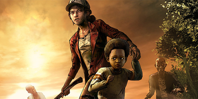 The Walking Dead The Final Season Banner