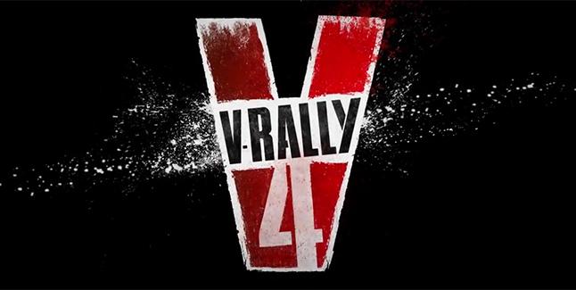 V-Rally 4 Logo