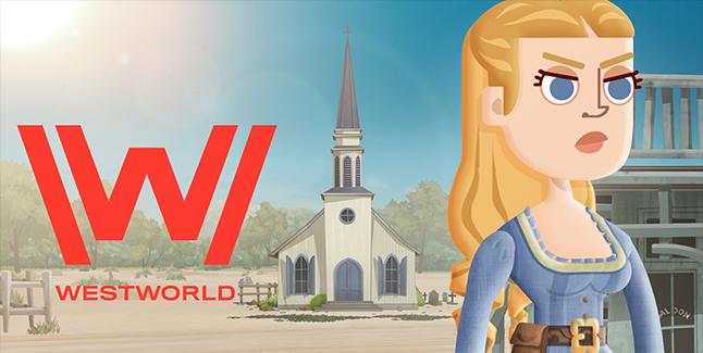 Westworld Mobile Banner