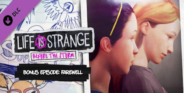 Life is Strange: Before the Storm - Farewell Walkthrough