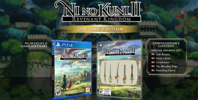 Ni No Kuni 2 Cheats