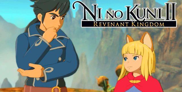 Ni No Kuni 2 Collectibles