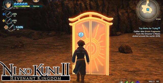 Ni No Kuni 2 Dreamers Doors Locations Guide