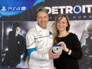 Detroit Become Human Gold 1