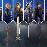 Dissidia Final Fantasy NT Weapons Pack 2