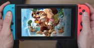 Donkey Kong Country Tropical Freeze Banner