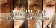 Final Fantasy XV The Dawn of the Future Banner