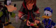 Kingdom Hearts III Mini-Games Banner