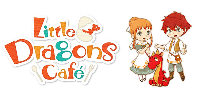 Little Dragons Cafe Logo