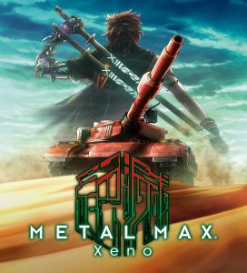 Metal Max Xeno Key Art