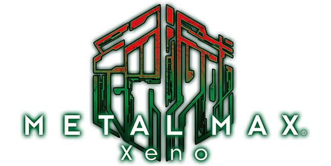 Metal Max Xeno Logo