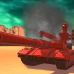 Metal Max Xeno Screen 1