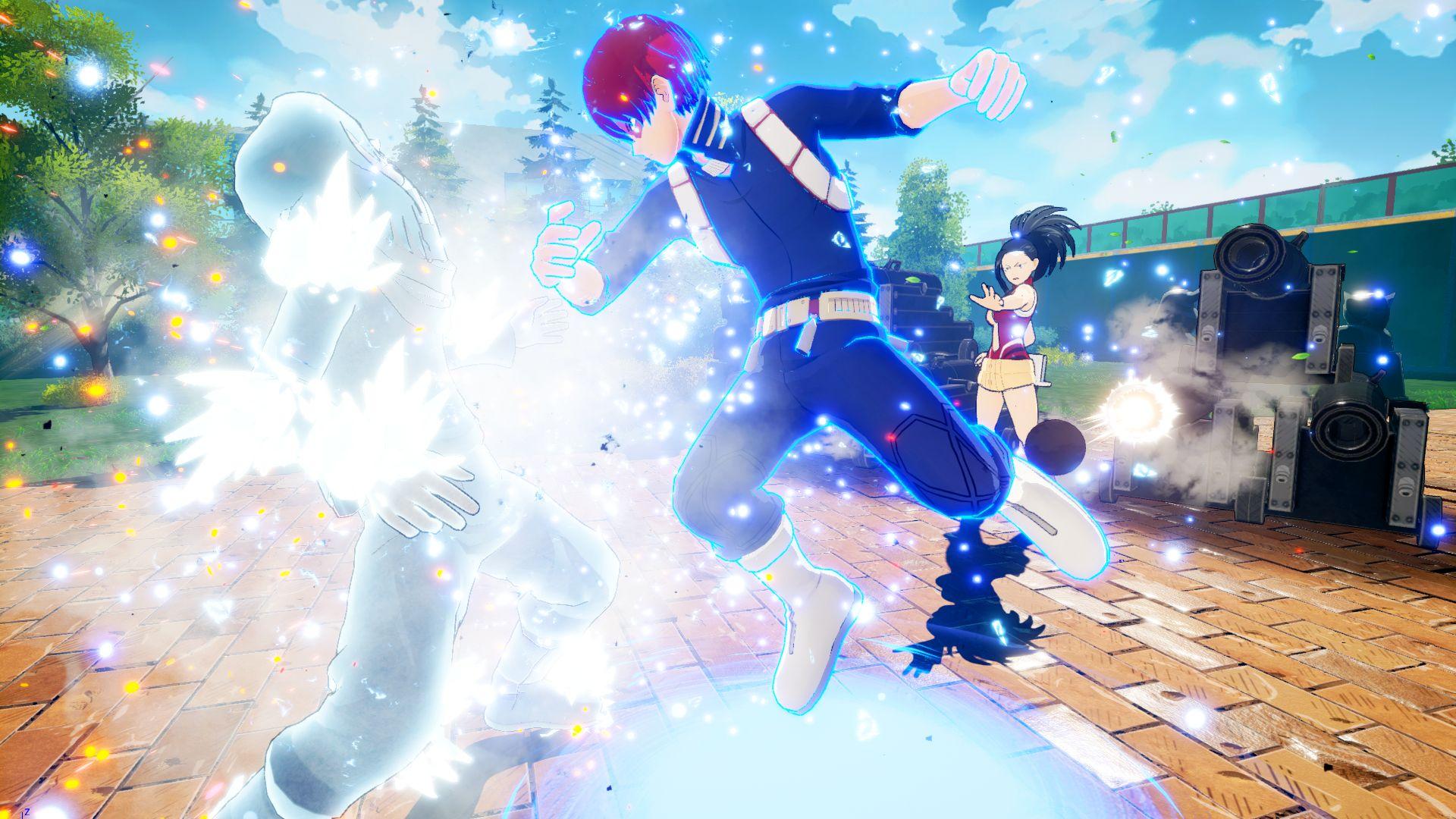 My Hero Ones Justice Screen 35
