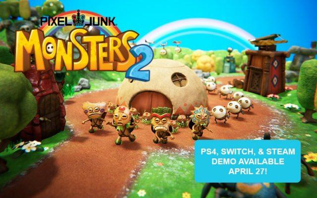 PixelJunk Monsters 2 Demo