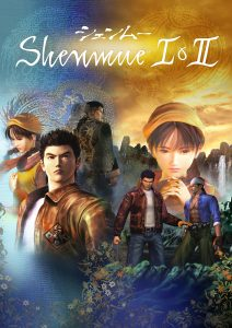 Shenmue I II Key Visual