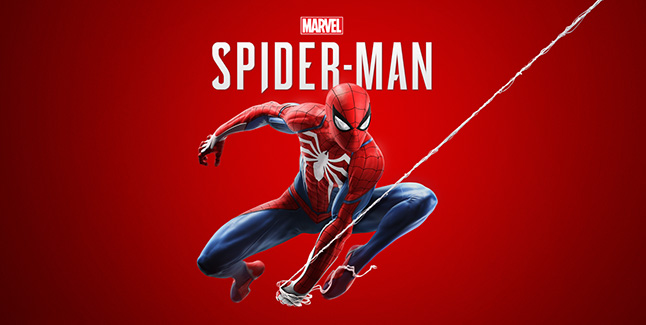 Spider-Man PS4 Banner