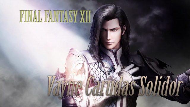Vayne Dissidia Final Fantasy NT