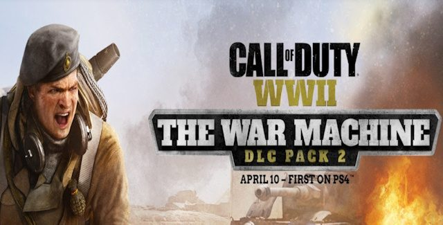 Call of Duty WW2 The War Machine Easter Eggs