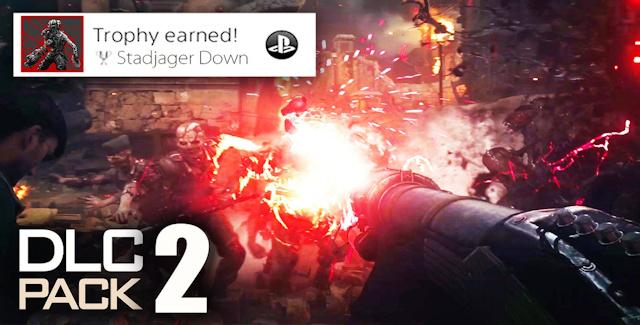 Call of duty ww2 fog of war achievement / trophy guide (sneak.