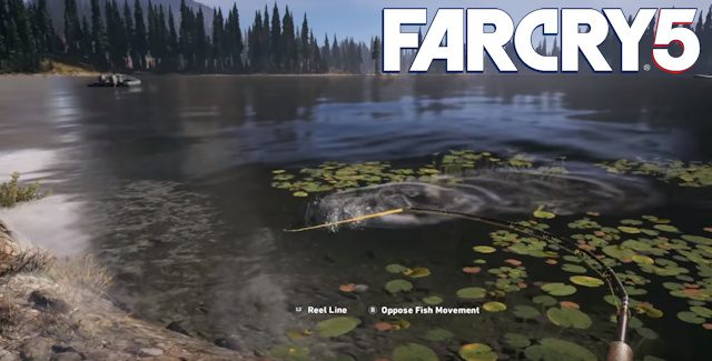 Far Cry 5 Fishing Rods & Hard Fishing Spots Locations Guide