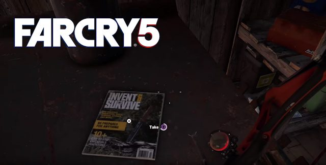 Far Cry 5 Perk Magazines Locations Guide