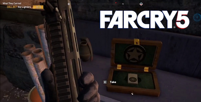 far cry 5 vinyl crates locations map