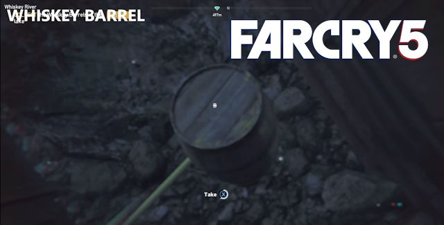 Far Cry 5 Whiskey Casks Locations Guide