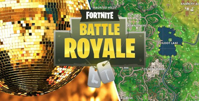 Fortnite Battle Royale Week 8 Challenges: Dance Floors, Battle Stars & Chests Locations Guide
