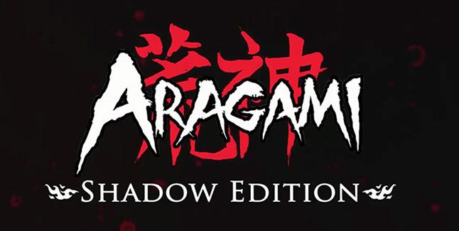 Aragami Shadow Edition Logo