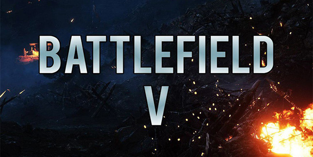 Battlefield V Banner