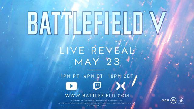Battlefield V Live Reveal