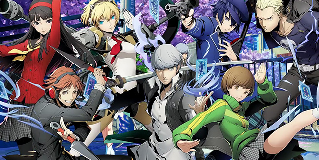 BlazBlue Cross Tag Battle Persona 4 Arena Banner