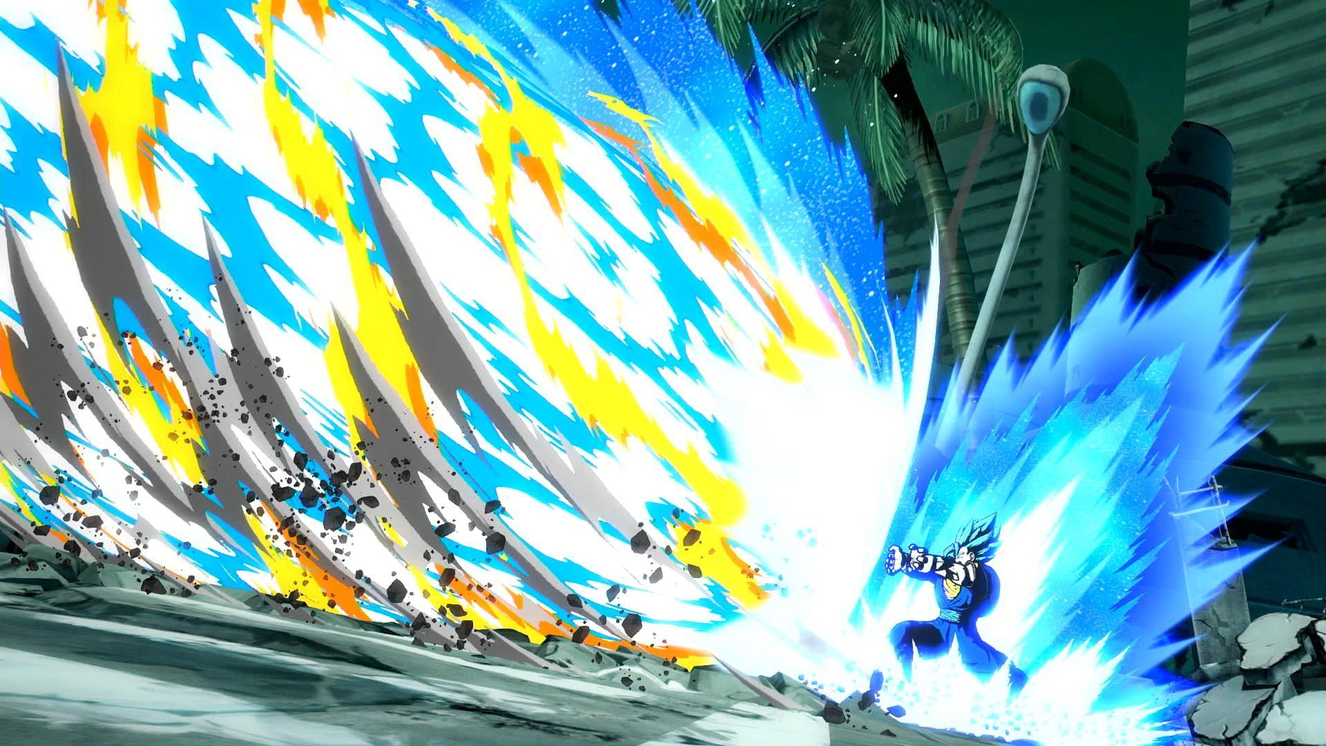 Dragon Ball FighterZ DLC Screen 1