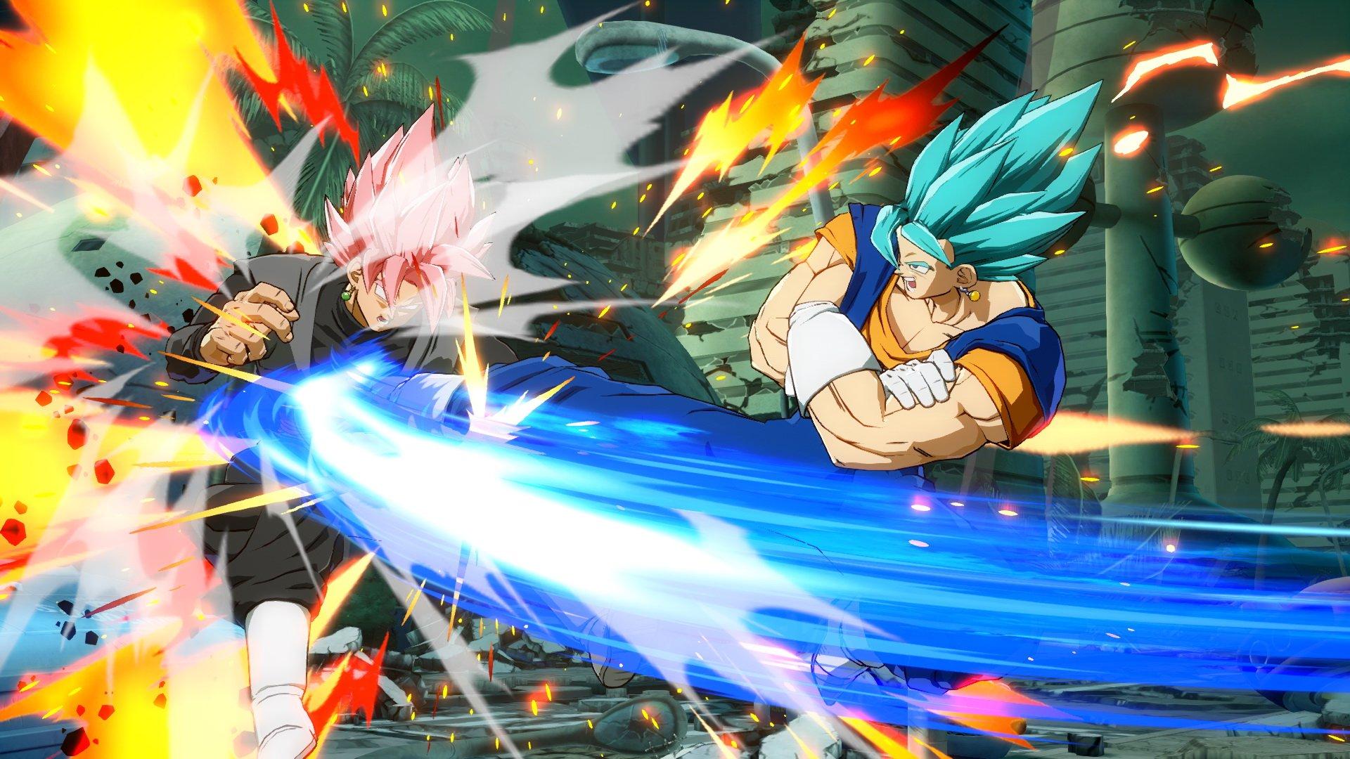 Dragon Ball FighterZ DLC Screen 3